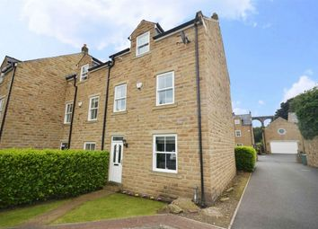 Thumbnail 3 bed end terrace house for sale in Nether Dale, Denby Dale, Huddersfield, West Yorkshire