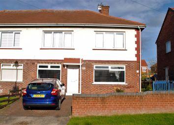 Thumbnail 1 bedroom flat for sale in Selkirk Street, Jarrow