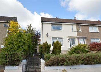 Thumbnail 2 bed end terrace house for sale in Loanhead Street, Coatbridge, Glasgow