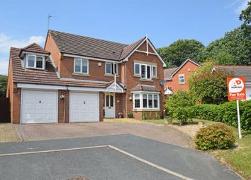 Thumbnail 5 bed detached house for sale in Feckenham Road, Redditch