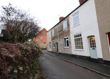 Thumbnail 1 bed terraced house for sale in The Green, Markfield, Leicester