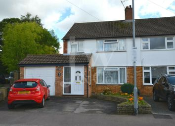 Thumbnail 4 bedroom semi-detached house for sale in Morris Way, London Colney, St. Albans
