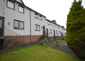 Thumbnail 2 bed terraced house for sale in Braeside Drive, Dumbarton
