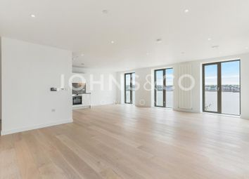 Thumbnail 2 bed flat to rent in Kelson House, Royal Wharf