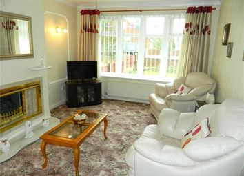 Thumbnail 2 bed semi-detached bungalow for sale in Shelley Drive, Abram, Wigan