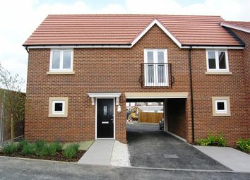 Thumbnail 1 bed flat to rent in Horse Chestnut Close, The Spires, Chesterfield, Derbyshire