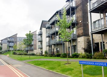 Thumbnail 1 bed flat for sale in Hammerman Avenue, Aberdeen