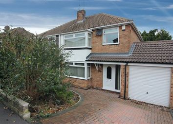 Thumbnail Semi-detached house for sale in Driver Street, Woodhouse, Sheffield