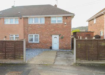 Thumbnail 3 bed semi-detached house for sale in Greenway, Wingerworth, Chesterfield