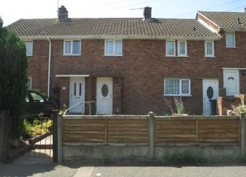 Thumbnail 3 bed terraced house for sale in Morton Road, Stafford