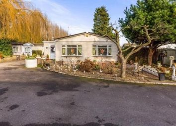 Thumbnail 2 bed mobile/park home for sale in Shelley Street, Loughborough, Leicestershire