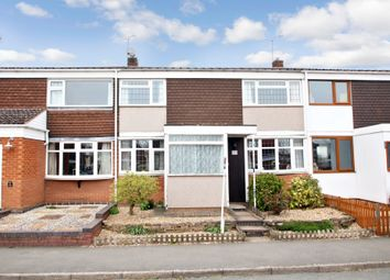 Thumbnail 3 bed terraced house for sale in Royal Meadow Drive, Atherstone