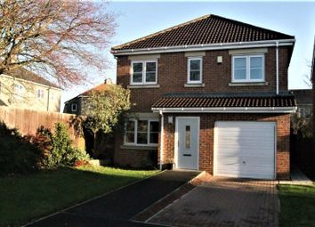 Thumbnail 4 bedroom detached house for sale in Beaumont Grange, Seghill, Cramlington