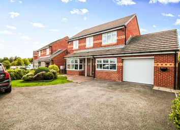 Thumbnail 3 bedroom detached house for sale in Goldfinch Road, Hartlepool