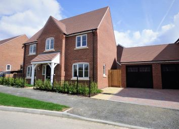 Thumbnail 4 bed detached house for sale in Harrier Way, Hardwicke, Gloucester