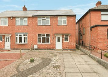 Thumbnail 3 bed semi-detached house for sale in Surgeys Lane, Arnold, Nottingham