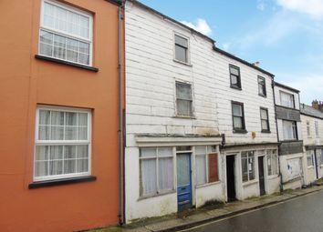 Thumbnail 5 bed maisonette for sale in Lower Lux Street, Liskeard, Cornwall