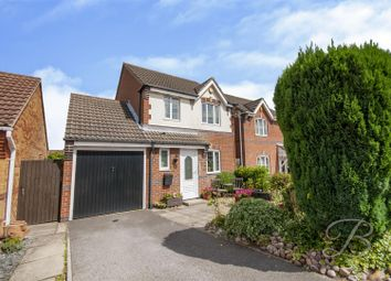 Thumbnail 3 bedroom detached house for sale in Oakleigh Avenue, Mansfield Woodhouse, Mansfield