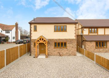 Thumbnail 3 bed detached house for sale in Stondon Road, Ongar, Essex
