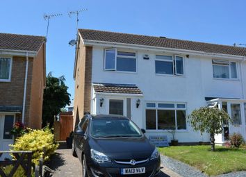 Thumbnail 3 bedroom end terrace house for sale in Warrens Mead, Sidford, Sidmouth, Devon