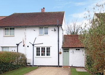 Thumbnail 2 bed terraced house for sale in Shott Lane, Letchworth Garden City
