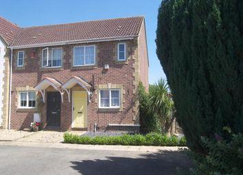 Thumbnail 2 bed end terrace house for sale in Denvilles, Havant, Hampshire