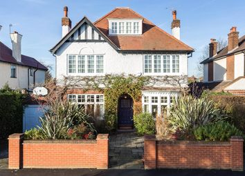 Thumbnail 5 bed detached house for sale in Lynton Road, New Malden
