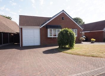 Thumbnail 2 bed detached bungalow for sale in Water Orton Lane, Minworth, Sutton Coldfield