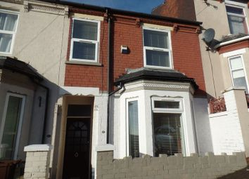 Thumbnail 3 bed terraced house to rent in Fairfield Street, Lincoln