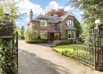 Thumbnail 5 bed detached house for sale in Fairmount, Western Road, Auchterarder