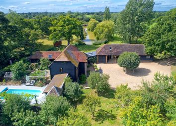Thumbnail 4 bed barn conversion for sale in Kings Lane, Cowfold, Horsham, West Sussex