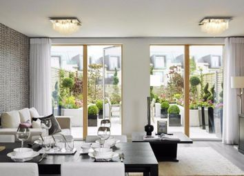 Thumbnail 3 bed flat for sale in Morphou Road, London