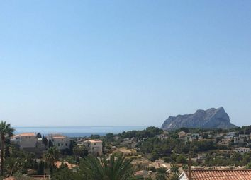 Thumbnail 3 bed chalet for sale in 03724 Moraira, Alicante, Spain