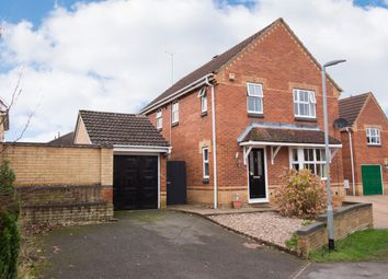 4 bed detached house for sale in Sandringham Close, Wellingborough NN8