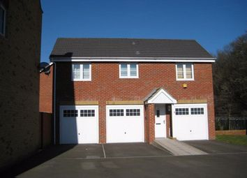 Thumbnail 1 bed property to rent in Coed Celynen Drive, Abercarn, Newport