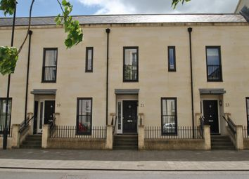 Thumbnail 3 bedroom terraced house for sale in Stothert Avenue, Bath