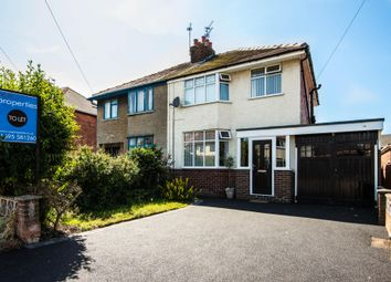 Thumbnail 3 bed semi-detached house to rent in Highfield Road, Ormskirk