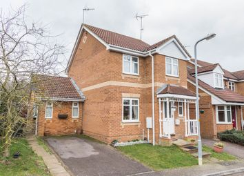Thumbnail 3 bed end terrace house for sale in Home Close, Irthlingborough, Wellingborough