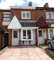 Thumbnail 2 bed terraced house to rent in Long Row, Newark