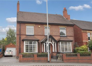 Thumbnail 6 bed detached house for sale in Glascote Road, Tamworth
