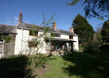 Thumbnail 3 bed farmhouse to rent in Wrexham Road, Penyffordd, Nr Chester