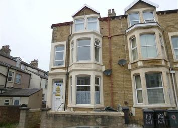 Thumbnail 3 bed flat to rent in Clarendon Road, Morecambe