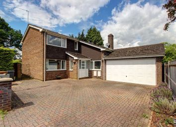 Thumbnail 4 bed detached house for sale in Queens Close, Romsey, Hampshire
