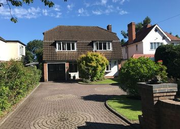 Coleshill Road, Marston Green, Solihull, West Midlands B37. 4 bed detached house for sale