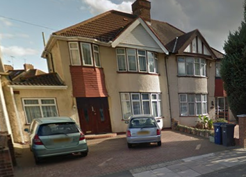 Thumbnail 6 bed semi-detached house to rent in Lady Margaret Road, Southall