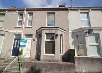 Thumbnail 3 bed terraced house to rent in Maida Vale Terrace, Mutley, Plymouth