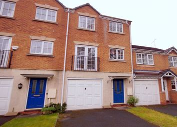 Thumbnail 3 bed property to rent in Lotus Way, Stafford