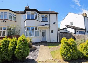 Thumbnail 3 bed property to rent in Hill Crescent, Surbiton
