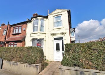 Thumbnail 2 bedroom end terrace house to rent in Chichester Road, Portsmouth