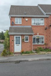 Thumbnail 3 bed semi-detached house for sale in Meadow Brown Road, Nottingham